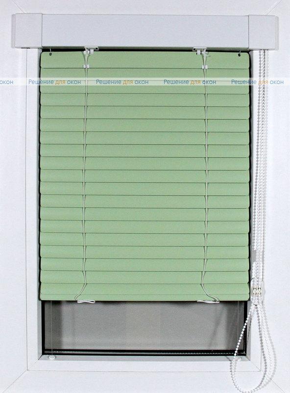 ИзотраХит 25 мм цвет 5850 Светло зеленый от производителя жалюзи и рулонных штор РДО