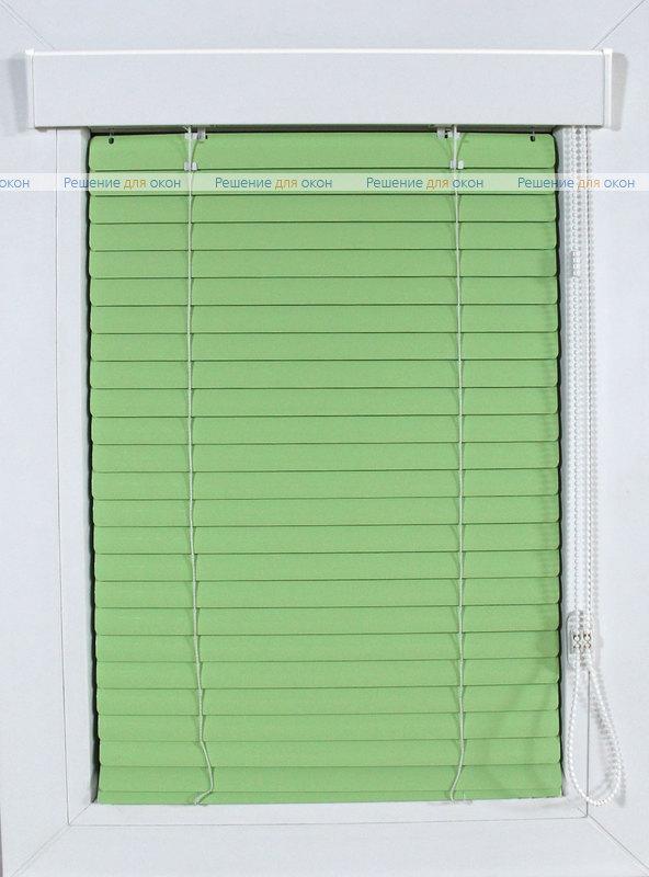 Изолайт 25 мм цвет 5853 Салатовый от производителя жалюзи и рулонных штор РДО