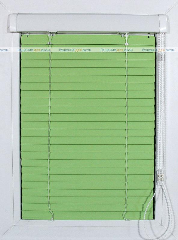 ИзотраХит-2 25 мм цвет 5853 Салатовый от производителя жалюзи и рулонных штор РДО