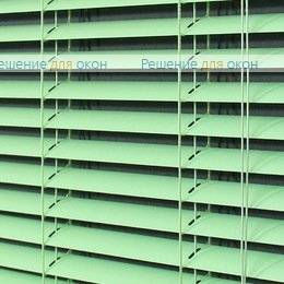 Жалюзи горизонтальные межрамные 25 мм, арт. 5853 Салатовый от производителя жалюзи и рулонных штор РДО
