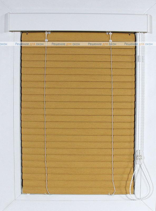 Изолайт 25 мм цвет 6010 Сосна от производителя жалюзи и рулонных штор РДО