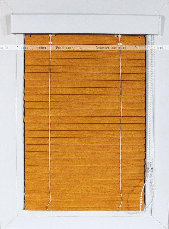 Изолайт 25 мм цвет 6012 Бук от производителя жалюзи и рулонных штор РДО