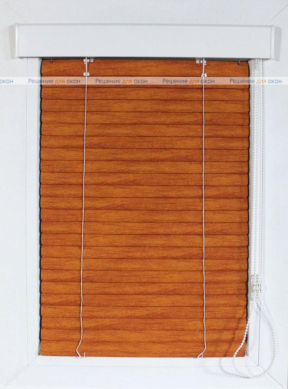 Изолайт 25 мм цвет 6013 Дуб от производителя жалюзи и рулонных штор РДО