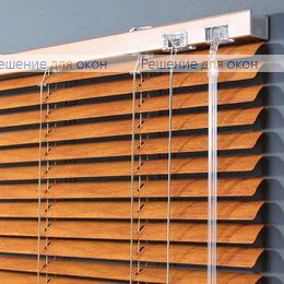 Жалюзи горизонтальные 25 мм, арт. 6013 Дуб от производителя жалюзи и рулонных штор РДО