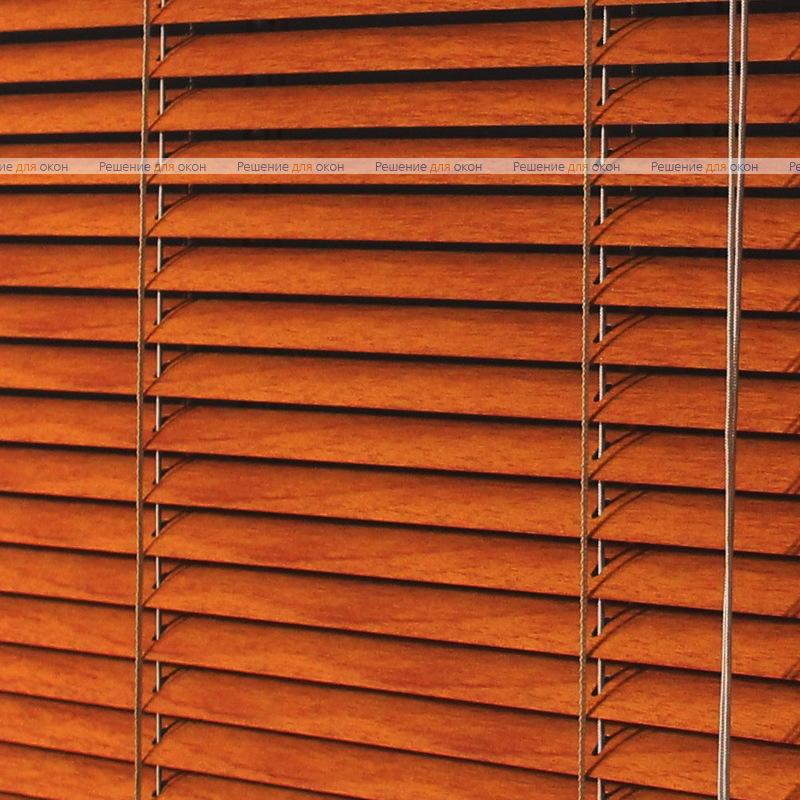 Жалюзи горизонтальные 16 мм, арт. 6013 Дуб от производителя жалюзи и рулонных штор РДО