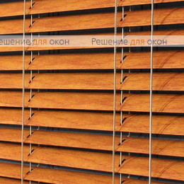 Жалюзи горизонтальные межрамные 25 мм, арт. 6013 Дуб от производителя жалюзи и рулонных штор РДО