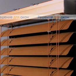 Жалюзи горизонтальные 50 мм,  арт. 6015 Каштан от производителя жалюзи и рулонных штор РДО