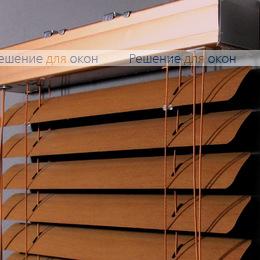 50мм, Жалюзи горизонтальные 50 мм,  арт. 6015 Каштан от производителя жалюзи и рулонных штор РДО