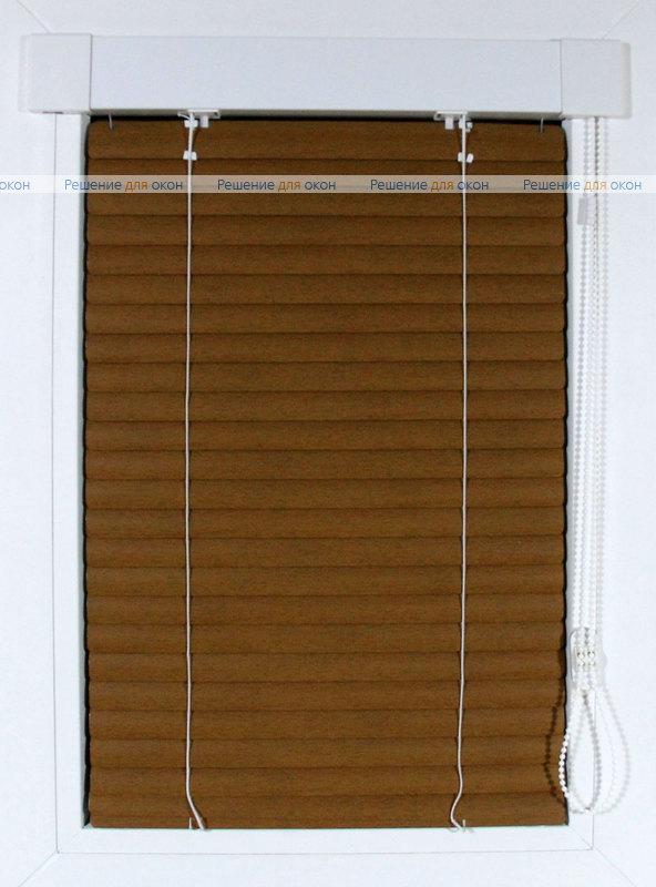 ИзотраХит 25 мм цвет 6015 Каштан от производителя жалюзи и рулонных штор РДО