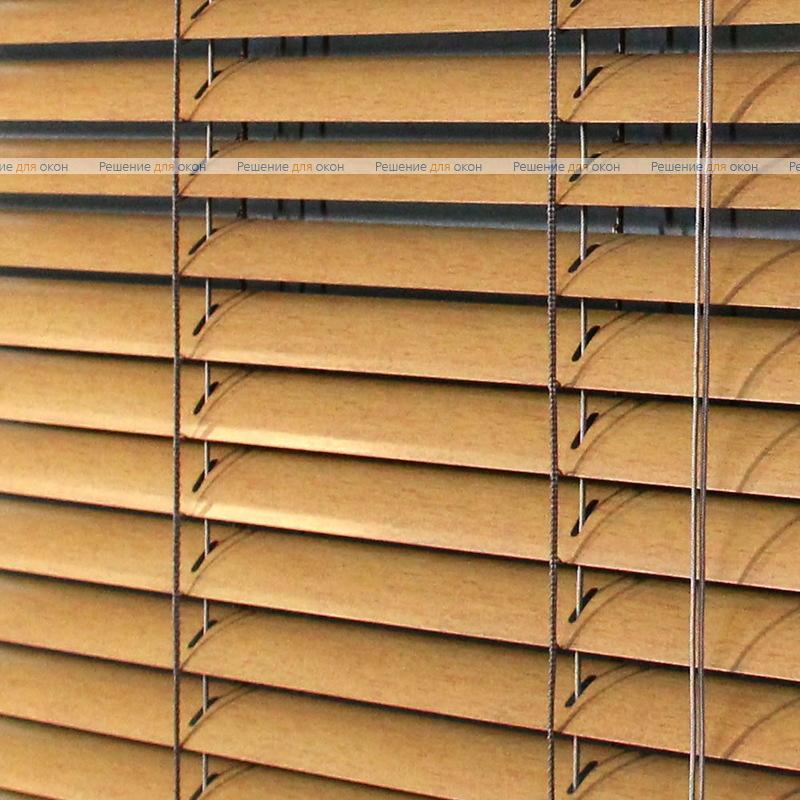 Жалюзи горизонтальные межрамные 25 мм, арт. 6015 Каштан от производителя жалюзи и рулонных штор РДО