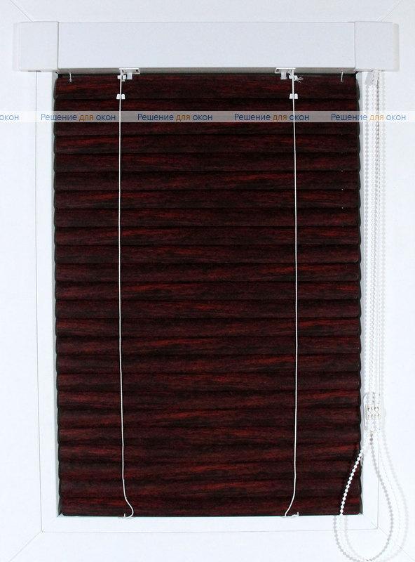 ИзотраХит 25 мм цвет 6016 Тик от производителя жалюзи и рулонных штор РДО