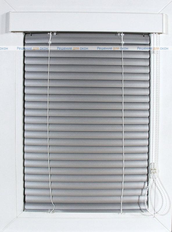 Изолайт 25 мм цвет 7005 Натуральный алюминий от производителя жалюзи и рулонных штор РДО
