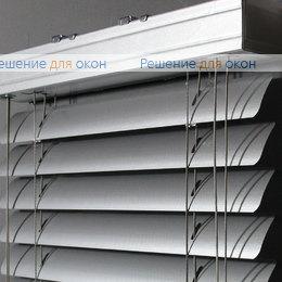 50мм, Жалюзи горизонтальные 50 мм, арт.7005 Натуральный алюминий перфорация от производителя жалюзи и рулонных штор РДО