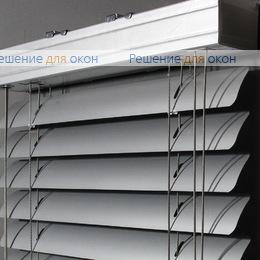 50мм, Жалюзи горизонтальные 50 мм, арт.7005 Натуральный алюминий от производителя жалюзи и рулонных штор РДО