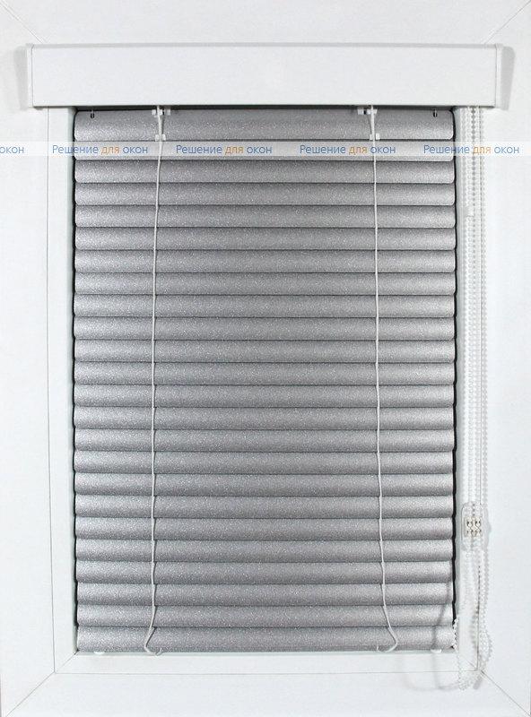 Изолайт 25 мм цвет 7013 Серебро от производителя жалюзи и рулонных штор РДО