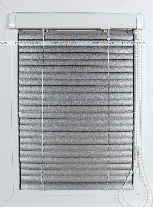 ИзотраХит-2 25 мм цвет 7013 Серебро от производителя жалюзи и рулонных штор РДО