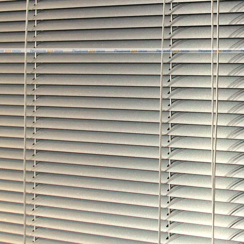 Жалюзи горизонтальные межрамные 16 мм, арт. 7013 Серебро от производителя жалюзи и рулонных штор РДО