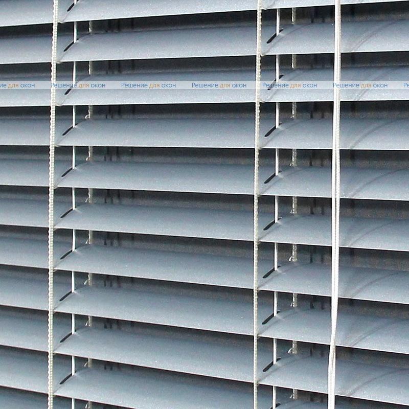 Жалюзи горизонтальные 25 мм, арт. 7013 Серебро от производителя жалюзи и рулонных штор РДО