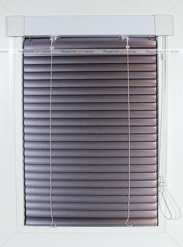 ИзотраХит 25 мм цвет 7255 Сиреневый металлик от производителя жалюзи и рулонных штор РДО