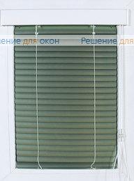 Изолайт 25 мм цвет 7256 Зеленый металлик от производителя жалюзи и рулонных штор РДО