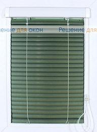 ИзотраХит-2 25 мм цвет 7256 Зеленый металлик от производителя жалюзи и рулонных штор РДО