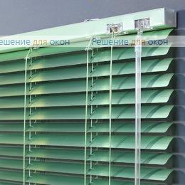 Жалюзи горизонтальные классические , Жалюзи горизонтальные 25 мм, арт. 7256 Зеленый металлик от производителя жалюзи и рулонных штор РДО