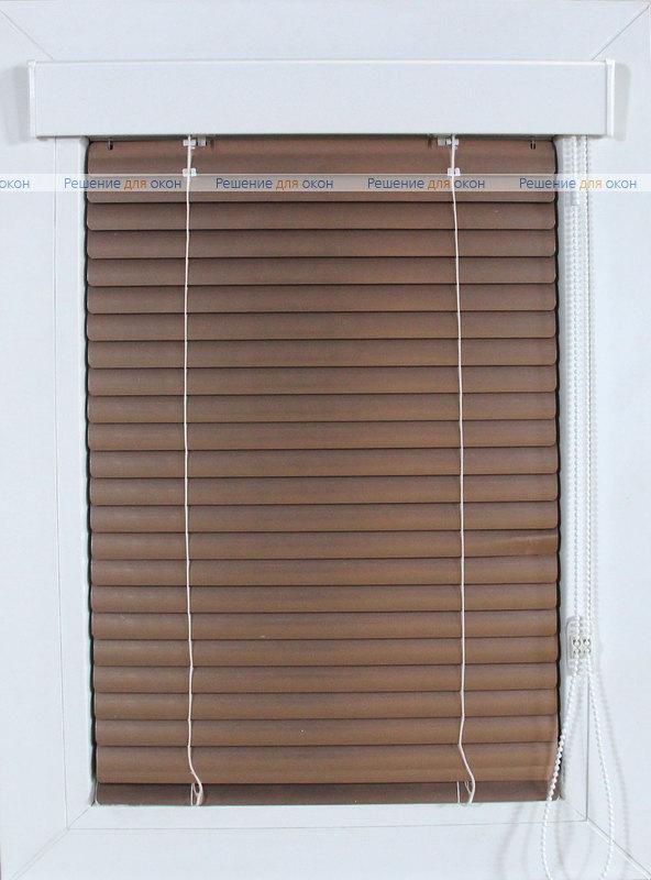 Изолайт 25 мм цвет 7257 Персиковый металлик от производителя жалюзи и рулонных штор РДО