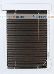 Изолайт 25 мм цвет 7258 Бронзовый металлик от производителя жалюзи и рулонных штор РДО