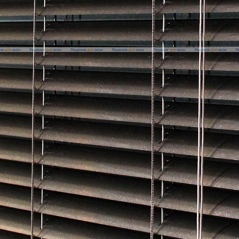 Жалюзи горизонтальные межрамные 25 мм, арт. 7258 Бронзовый металлик от производителя жалюзи и рулонных штор РДО