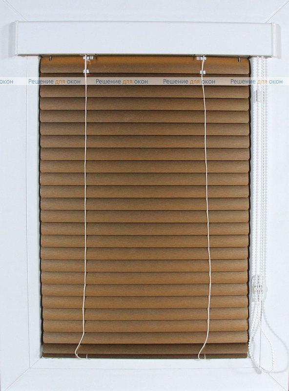 Изолайт 25 мм цвет 7528 Штрих медь от производителя жалюзи и рулонных штор РДО