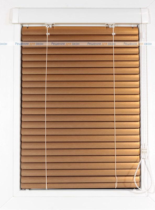 ИзотраХит-2 25 мм цвет 7528 Штрих медь от производителя жалюзи и рулонных штор РДО