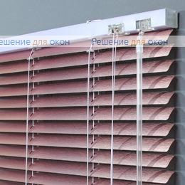 25 мм, Жалюзи горизонтальные 25 мм, арт. 7536 Штрих розовый от производителя жалюзи и рулонных штор РДО