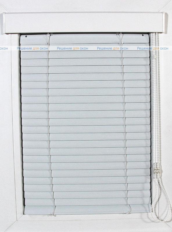 Изолайт 25 мм цвет 9002 Белый перламутр от производителя жалюзи и рулонных штор РДО