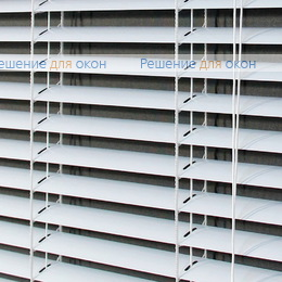 Жалюзи горизонтальные межрамные 25 мм, арт. 9002 Белый перламутр от производителя жалюзи и рулонных штор РДО