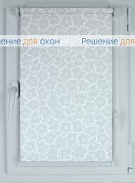 Рулонные шторы КОМПАКТ БЛУМЕН 392 от производителя жалюзи и рулонных штор РДО