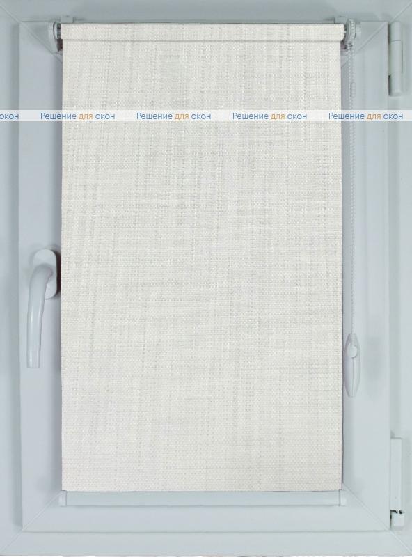 Рулонные шторы КОМПАКТ БОНН Б/О 1072 молочный от производителя жалюзи и рулонных штор РДО