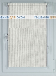 Рулонные шторы КОМПАКТ БОСТОН 1039 белый от производителя жалюзи и рулонных штор РДО