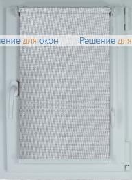 Рулонные шторы КОМПАКТ БОСТОН 9191 светло-серый от производителя жалюзи и рулонных штор РДО