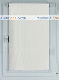 Рулонные шторы КОМПАКТ БОСТОН Б/О 1039 белый от производителя жалюзи и рулонных штор РДО