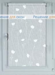 Рулонные шторы КОМПАКТ CARINA 1 белый от производителя жалюзи и рулонных штор РДО