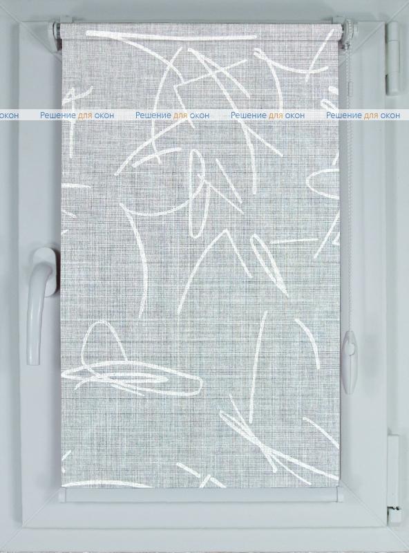 Рулонные шторы КОМПАКТ ИТО ФОКУС 1 от производителя жалюзи и рулонных штор РДО