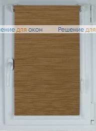Рулонные шторы КОМПАКТ МАДРИД 29 светло-коричневый от производителя жалюзи и рулонных штор РДО