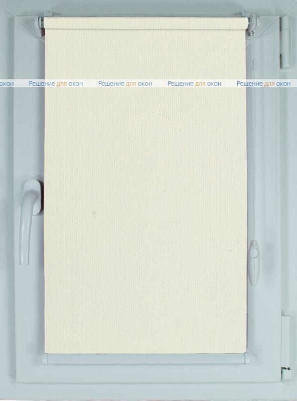 Рулонные шторы КОМПАКТ ОМЕГА Б/О 2261 бежевый (300см) от производителя жалюзи и рулонных штор РДО