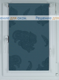 Рулонные шторы КОМПАКТ ПЕЙСЛИ 0501 от производителя жалюзи и рулонных штор РДО