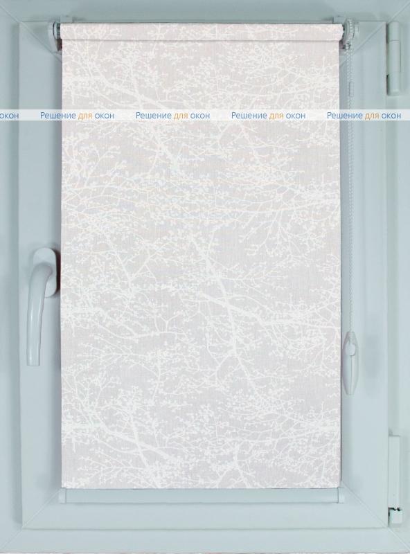 Рулонные шторы КОМПАКТ СПРИНГ ФОКУС 01 от производителя жалюзи и рулонных штор РДО