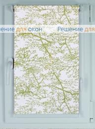 Рулонные шторы КОМПАКТ СПРИНГ ФОКУС 601 от производителя жалюзи и рулонных штор РДО
