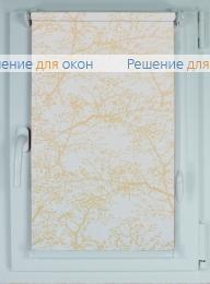 Рулонные шторы КОМПАКТ СПРИНГ ФОКУС 701 от производителя жалюзи и рулонных штор РДО