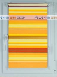Рулонные шторы КОМПАКТ СТРАЙПС 383 от производителя жалюзи и рулонных штор РДО