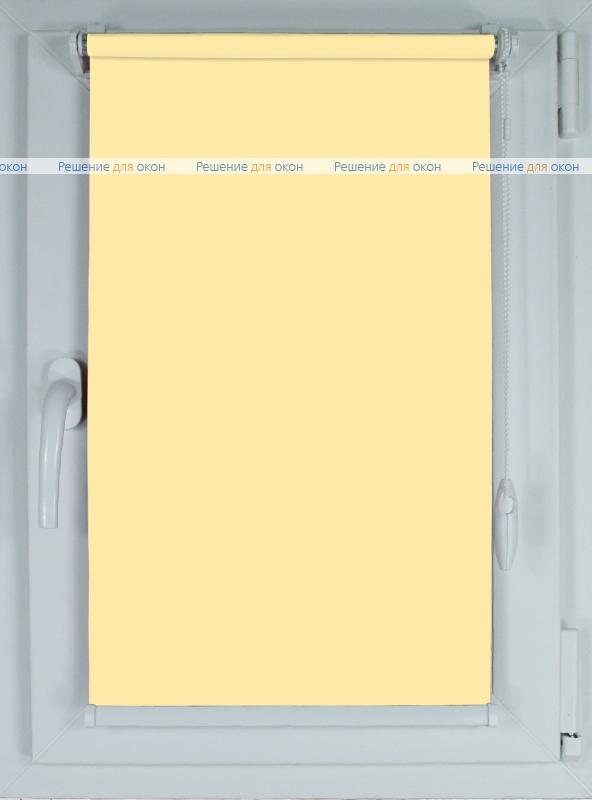 Рулонные шторы КОМПАКТ АЛЛЕГРО 1020 старый лен от производителя жалюзи и рулонных штор РДО