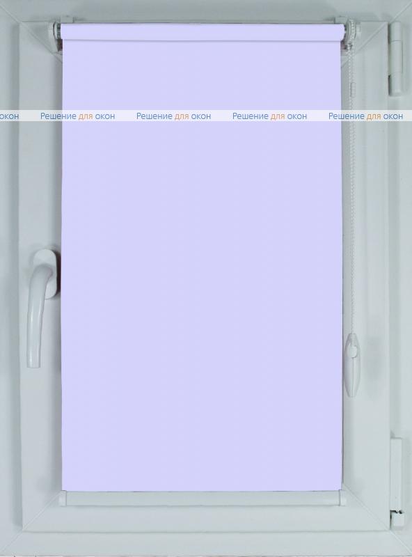Рулонные шторы КОМПАКТ АЛЛЕГРО 1210 лавандовый от производителя жалюзи и рулонных штор РДО